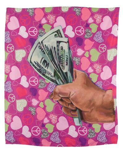 Walter Robinson, 'Get Paid (unstretch)', 2017