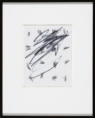 William Anastasi, 'Without Title (Pocket Drawing on drawing)', 2005