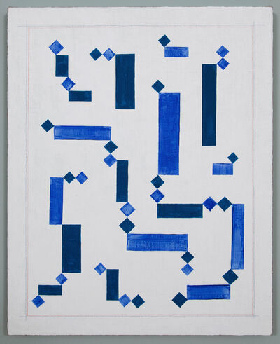 Kamrooz Aram, 'Ornamental Composition', 2020