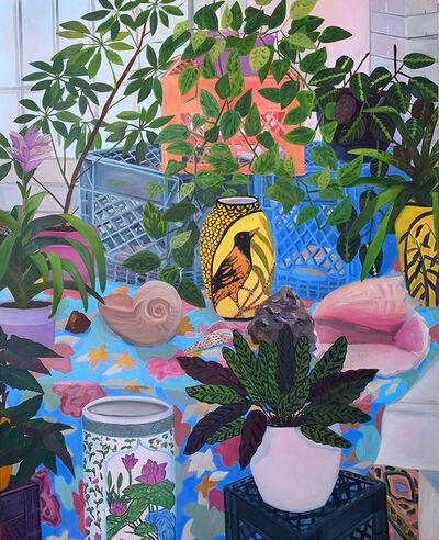 Anna Valdez, 'Bird Vase in Studio', 2019