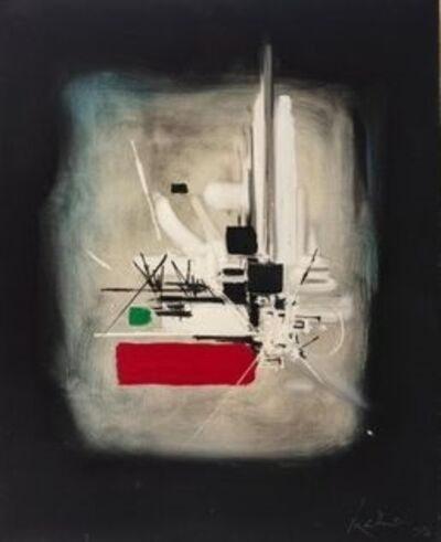 Georges Mathieu, 'Mygdonie', 1976
