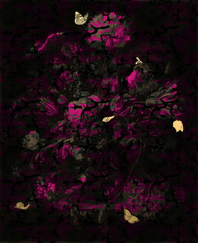 Magnus Gjoen, 'About The Dead Either Well Or Nothing Pink', 2016