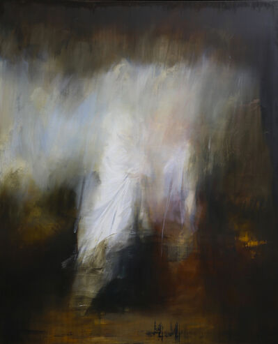 Jake Wood-Evans, 'Margaret and Mary Gainsborough, after Gainsborough', 2019