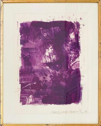 Robert Rauschenberg, 'Flowers Re-Run  (Reels B+C) (Foster Cat. #56)', 1968