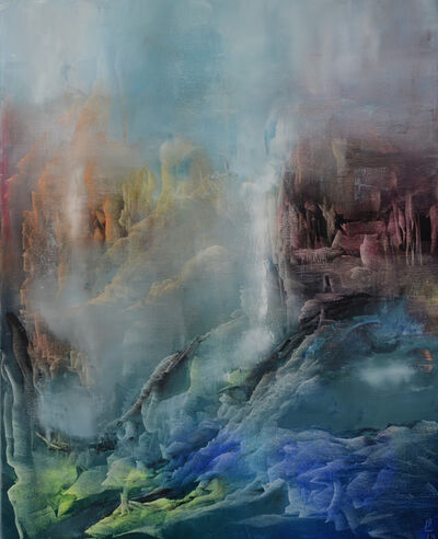 Ludmila Budanov, 'The Mirage', 2019