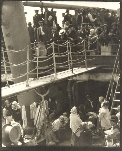 Alfred Stieglitz, '[The Steerage]', 1907, 1911, Printed in 1911