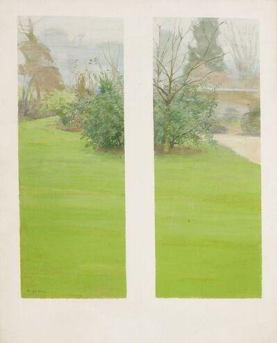 Margaret Green, 'SUFFOLK GARDEN'