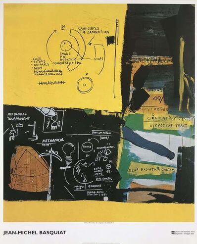 Jean-Michel Basquiat, 'Untitled', 2002