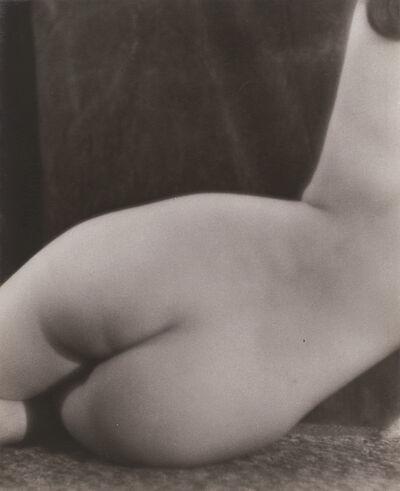 Manuel Komroff, 'Female Nude from Rear', 1930s