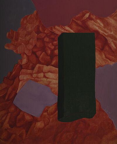 Marilena Preda Sanc, 'Modules inside the landscape', 1980