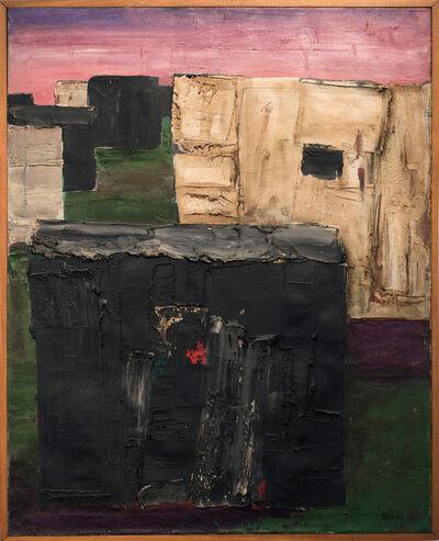 Antonio Berni, 'Blanca y negra (Black & White)', 1958