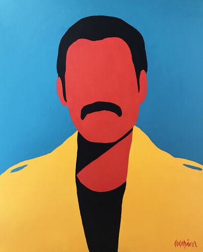 Coco Davez, 'Freddie Mercury', 2019