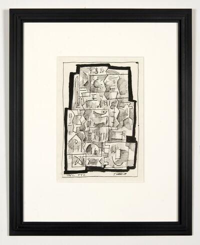 José Gurvich, 'Constructivo', 1952