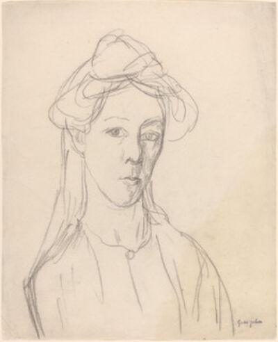 Gwen John, 'Self-Portrait', probably 1907/1909