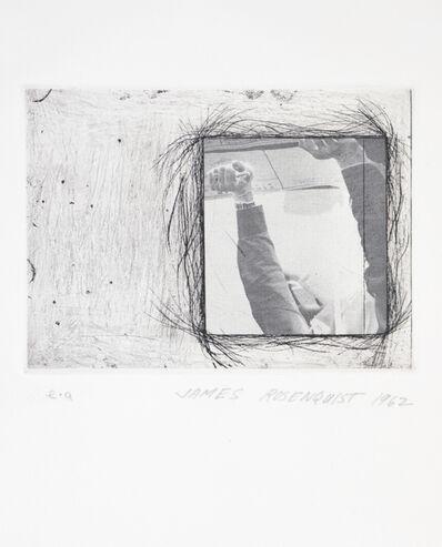 James Rosenquist, 'Certificate', 1964
