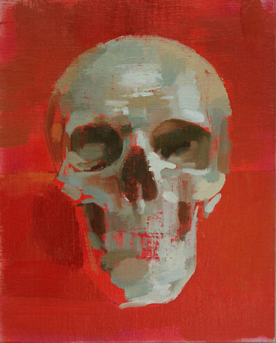 Chris Thornock, 'Calavera Red', 2020