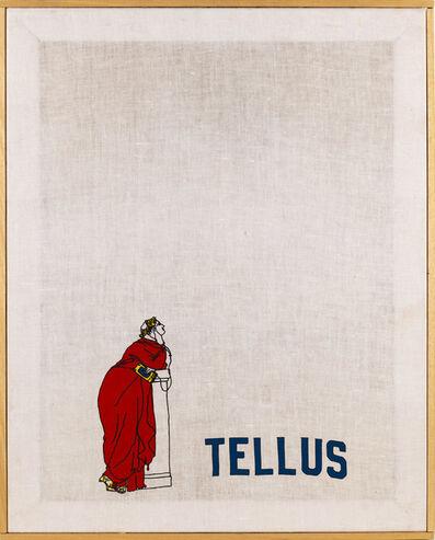 Lawrence Weiner, 'Tellus', 1993