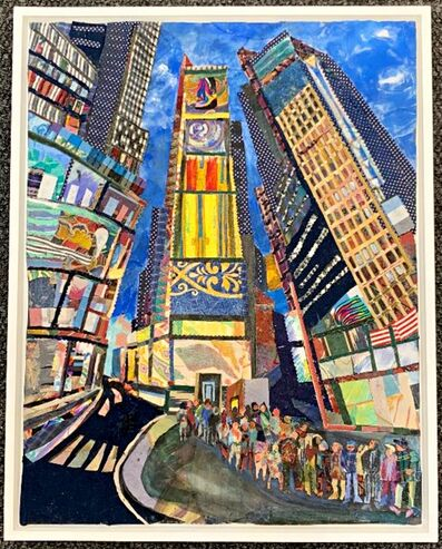 Thelma Appel, 'Times Square I', 2014