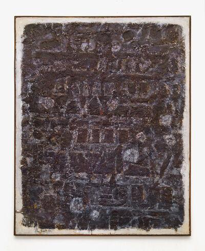 Key Sato, 'Mur du Sylphe', 1963