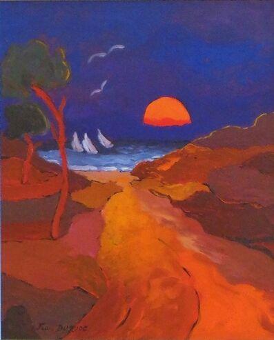 Jean Duquoc, 'Le Soleil en Face sur un Chemin', 2004