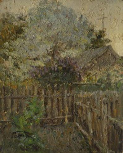 Aleksey Ivanovich Borodin, 'Blooming gardens', 1956