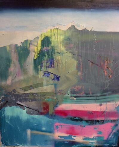 Simon Nelke, 'Haus am Steg', 2019