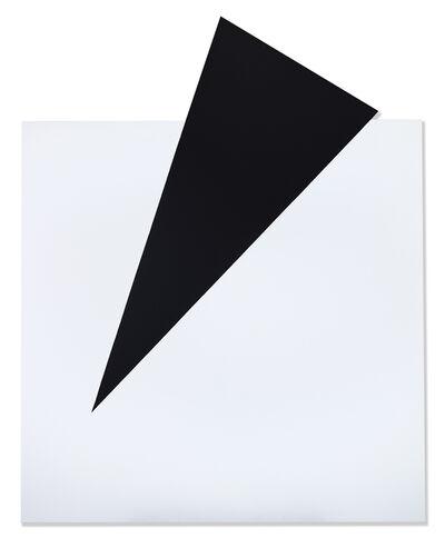 John Goodyear, 'Triangulating the Square', 2018