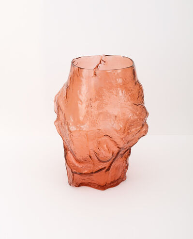 FOS, 'Mountain Vase - Ruby', 2018