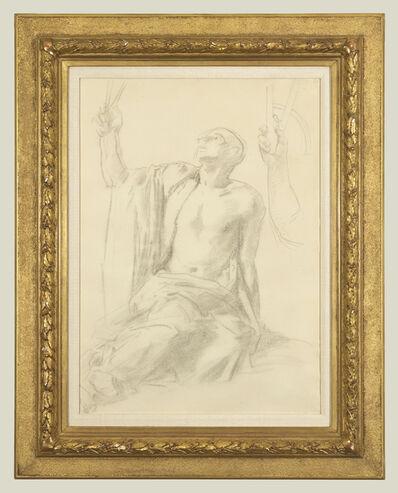 John Singer Sargent, 'Figure Study For 'Science'', 1920
