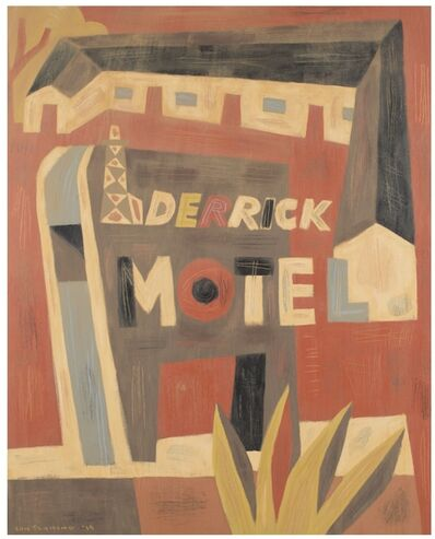 Jon Flaming, 'Derrick Motel', 2014