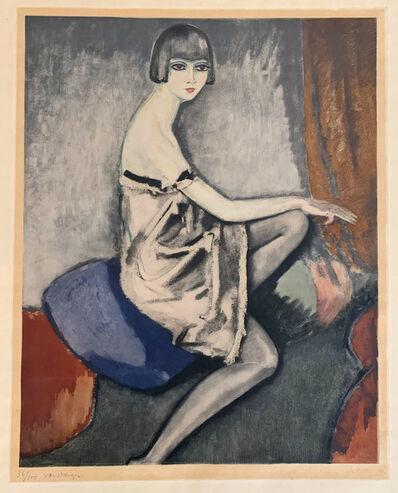 Kees van Dongen, 'La Chemise d'Argent', 1928