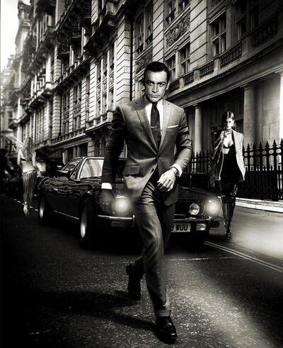 Axel Crieger, 'Bond Street', 2020