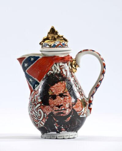 Roberto Lugo, 'Graffiti Tea Pot', 2015
