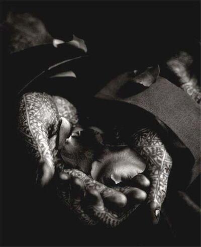 Albert Watson, 'Flower Seller, Maroc', 1989