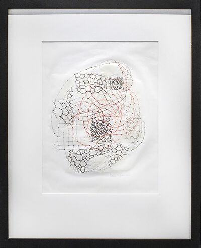 Donise English, 'Layered Plan #3', 2020