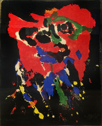 Karel Appel, 'Flying Devil', 1976