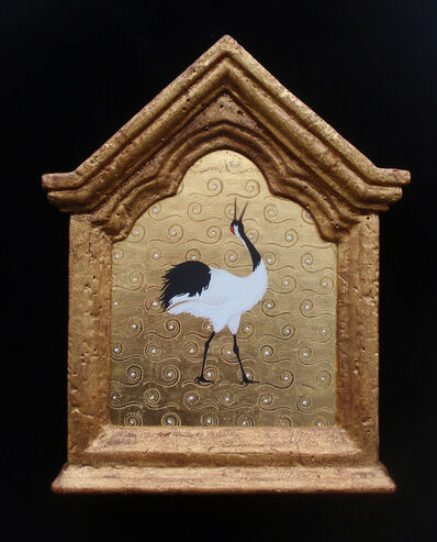 Kay Jackson, 'Endangered Species, Red Crowned Crane', 2006