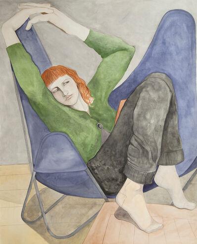 William Brickel, 'Sitting At Home', 2020