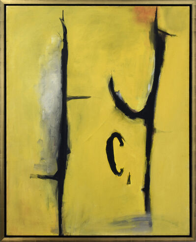 Louis Ribak, 'Yellow Experiment ', 1950-1960