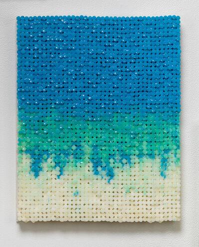 Sean Healy, 'Blue Green Drip', 2018-2019