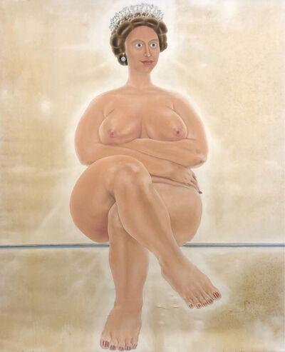 Hilo Chen, 'Queen', 1970