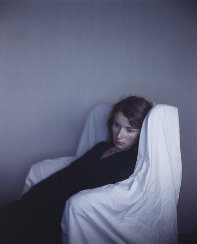 Richard Learoyd, 'Tatiana in White Chair', 2011