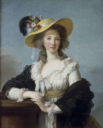 Élisabeth Louise Vigée-Le Brun, 'Yolande Gabrielle Martine, Duchess of Polignac', 1782