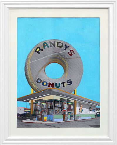 Fabio Coruzzi, 'Giant Donut in Inglewood #24', 2020
