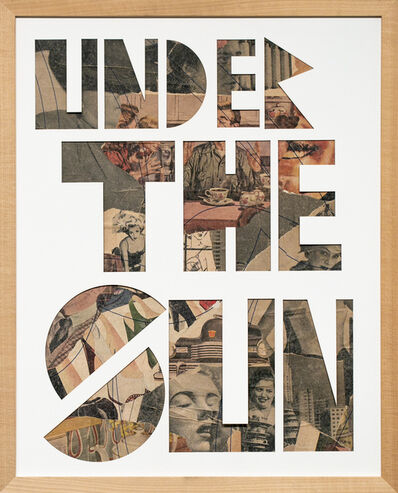 Hyland Mather, 'Under The Sun', 2019
