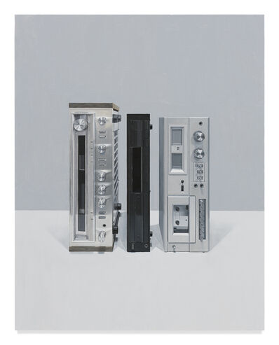 Allan Bennetts, 'Stereo Stack III', 2020