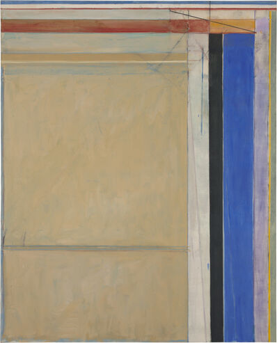 Richard Diebenkorn, 'Ocean Park #83', 1975