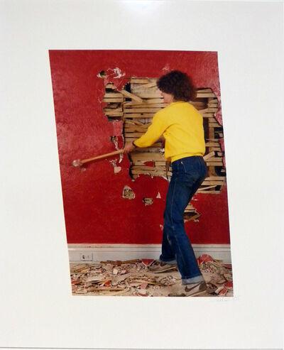 Suzy Lake, 'Pre-Resolution Study #3', 1985