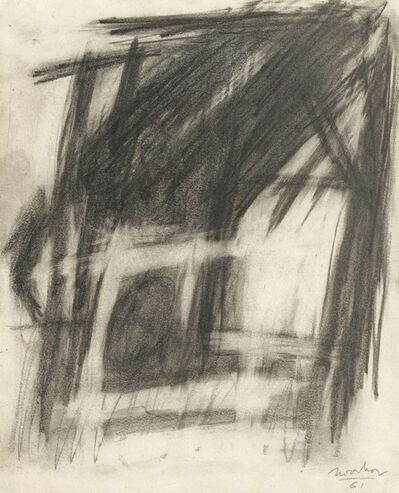 Jack Tworkov, 'Untitled (from the Barrier Series)', 1961