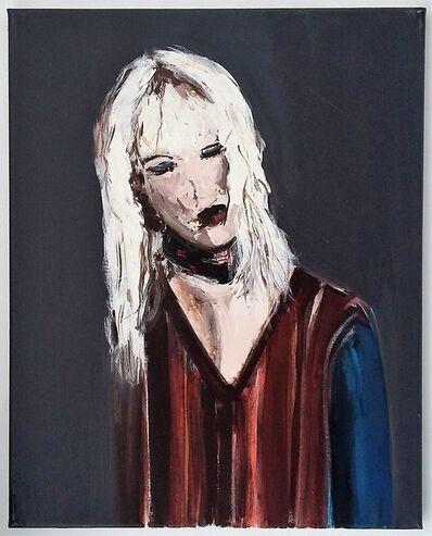 Lilian Eliens, 'Platinum blond', 2016